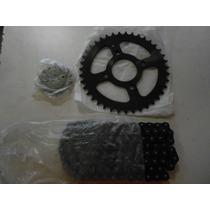 Kit Transmision Bajaj Rouser 180 Original Urquiza Motos