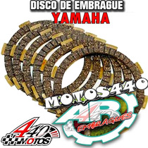 Discos De Embrague Yamaha Banshee 350 Motos440!!!