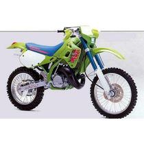 Corona Transmicion Kawasaki Kdx 175-200-250 Moto Ballester