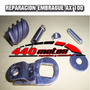 Kit Embrague Suzuki Ax 100 Motos440!!
