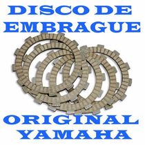 Disco De Embrague Yamaha Fazer 600-04-13/virago 250 Fasmoto