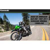 Disco De Embrague Klr650 Kit Kawasaki Original Contactomoto