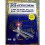 Cables De Bujia Renault 19 1.8 Inyeccion Prestolite!!