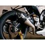 Escape M4 Suzuki Gsxr1000 Slip On Dual Carbon 2009-2011