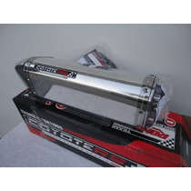 Escape Coyote Trs Trioval Para Honda Cg 125 Ks/fan
