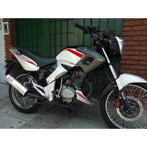 Escape Deportivo Xrs Motos - Storm - Vc150 - Rx 200 - Cg150