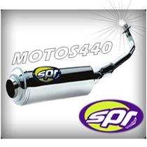 Escape Spr Turbo Sprint Gilera Smash 110 Motos440!!!!!
