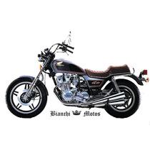 Escape Silenciador Honda Cb 650/750/900 Custom Bianchi Motos