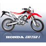 Escape Competicion R72 Aluminio Con Power Honda Crf250 L