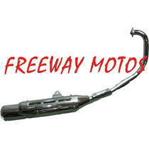 Escape Yamaha Ybr 125 Con Protector Original Freeway Motos!!