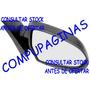 Espejo Retrovisor Chevrolet Agile 09 Montana Comando Interno