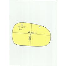Espejo Rover. 400 Medidas 17,05 X 13,03 Sol. Vidrio S/base