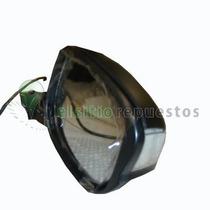 Espejo Honda Fit 09/ C/giro Electrico