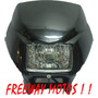 Mascara Honda Bross/ Motomel Skua Negro Freeway Motos!!!!