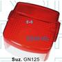 Acrilico Optica Faro Trasero Suzuki Gn125 Mondial Hd150l