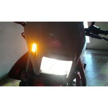 Honda Tornado 250 Combo Luz Led Pos, Stop Giros + Delanteros