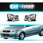 Optica Chevrolet Corsa 2 08/ Fondo Cromado