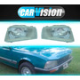 Optica / Faro Peugeot 505 Gama Hasta 1991