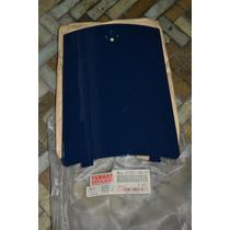Yamaha Jog Tapa Inspeccion Bateria Azul Original