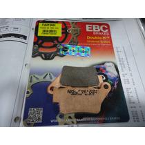Pastilla Freno Ebc Made In U.s.a. Fa 213/208 Hh Motorbikes