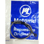 Flexible Trasero Motomel Pitbull Original. Cr Motos