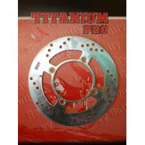 Zzr 250 Kawasaki Disco Freno Titanium Pro (trasero)