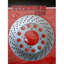 Bandit 400 Gsx Suzuki.disco Freno Trasero Titanium Pro