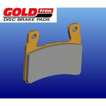 Pastillas De Freno Gold Fren Honda Cbr 929 Rr Del