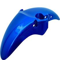 Guardabarro Delantero Honda Twister M/n 2014 Azul Fas Motos!