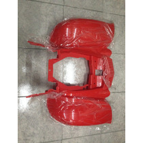 Fd Cuatri Guardabarro Trasero Mondial Fd 200 S Plastico
