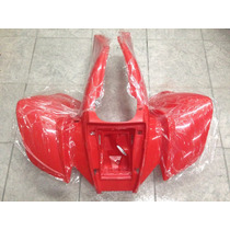 Fd Cuatri Guardabarro Delantero Mondial Fd 200 S Plastico