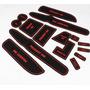 Set De 14 Almohadillas Para Peugeot 308