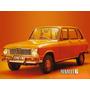 Cacha Bajo Volante Renault 6