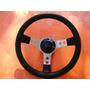 Volante Deportivo Cuero Dodge Con Insignia Original Completo