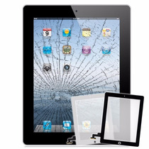 Touch Screen Apple Ipad 1 2 3 4 Mini Tactil Pantalla Vidrio