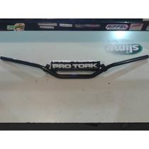Manubrio Negro De Aluminio Moto Cross Pro Tork
