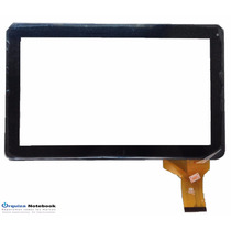 Pantalla Tactil Vidrio 10.1 257x160 Mm Negro Fm101301ka