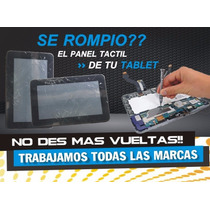 Pantalla Tactil Tablet Noblex 7