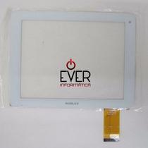 Pantalla Tactil Vidrio Noblex 8 T8013 Qsd E-c8030-01 Blanco