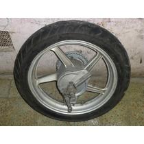 Cubierta Llanta Rueda Trasera Honda Twister 250