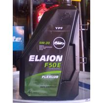 Aceite Ypf Elaion F50e 5w30 100%sintetico Api Sm X4lts