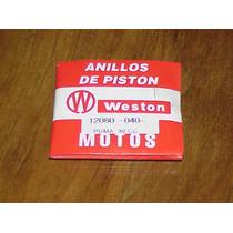 Puma 98 Sachs 100/2 Juego De Aros Weston 040