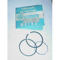 Yamaha Mint Jog 50cc Juego De Aros Weston 050