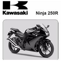 Manual Taller Mecanico Service Kawasaki Ninja 250 08-13 =300