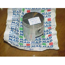 Suzuki Ae 50 Piston 41.50mm Nuevo Mad