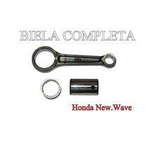 Biela Completa Honda New Wave 110 Solo Fas Motos