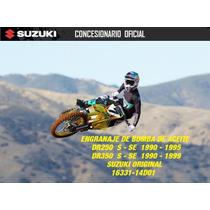 Engranaje De Bomba De Aceite Dr250 Dr350 Suzuki Contactomoto
