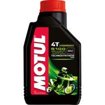 Aceite Motul 5100 15w-50 Semi Sintetico El Mejor! Moto Delta