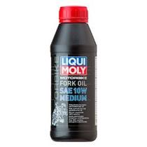 Aceite Liqui Moly Horquilla 10w 100% Sintetico Moto Delta