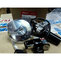 Kit Llaves Completo Original Genuino Honda Cg 150 Esd